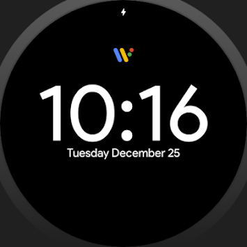 Pixel Watch face - Minimal pixel style watch face APK : Download v1