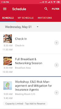 SAN Group Events APK screenshot 1