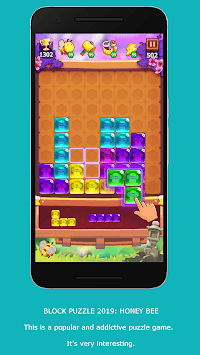 Block Puzzle: Honey Bee APK screenshot 3