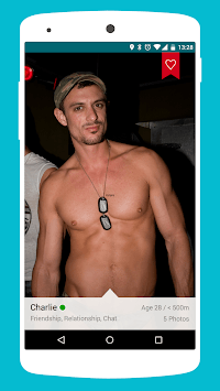 Only Lads : Gay Dating APK screenshot 2