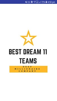 Best Dream 11 Teams APK : Download v4 4 4 4 for Android at AndroidCrew