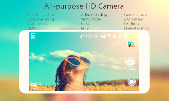 Professional HD Camera APK : Download v2 0 for Android at