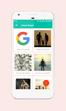 Vision Board- Manifest dreams by Visualisation APK screenshot 1