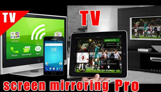Mirror Share Screen to Smart TV Pro APK : Download v1 2 8