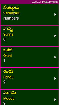 Learn Telugu Alphabets ,Numbers APK : Download v7 for Android at