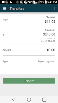 Rogue Credit Union APK screenshot 3