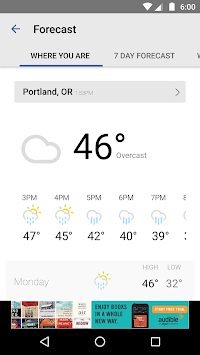 Portland Weather App -Fox 12 APK : Download vv4 30 0 8 for Android