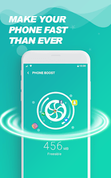 Battery Protector - Phone Cleaner,Speed Booster APK screenshot 2