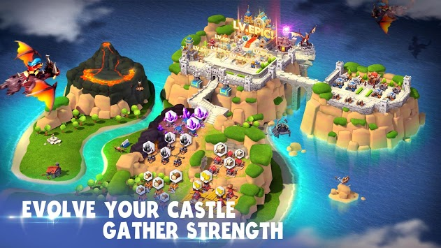 Epic War - Castle Alliance APK screenshot 3