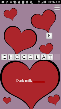 Valentine's Day Scramble APK screenshot 3