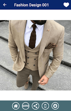 2c439823 Stylish Men Suits 2018 APK : Download v1.3.0 for Android at AndroidCrew