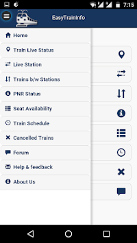 Www live train status info | Indian Railways : Train Running Status
