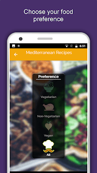 4000+ Mediterranean Diet Recipes Offline APK screenshot 1