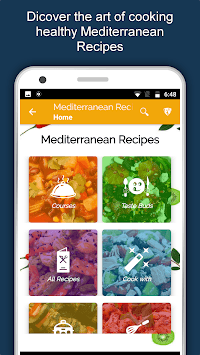 4000+ Mediterranean Diet Recipes Offline APK screenshot 2
