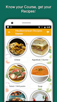 4000+ Mediterranean Diet Recipes Offline APK screenshot 3