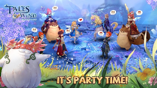 Tales of Wind APK screenshot 1
