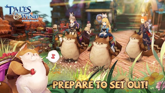 Tales of Wind APK screenshot 2