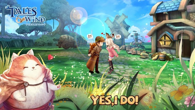 Tales of Wind APK screenshot 3
