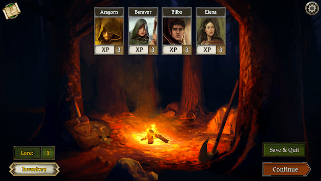 The Lord of the Rings: Journeys in Middle-earth APK screenshot 3