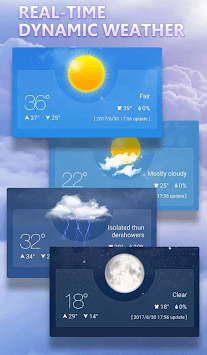 Weather Forecast - Live Weather APK : Download v7 4 1 for Android at