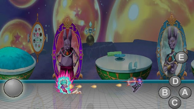 Ultra Anime Fantastic Champions APK screenshot 2
