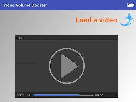Video Volume Booster APK : Download v1 7 5 for Android at