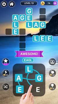 Word Cross Journey: Word Link & Word Puzzle Game APK screenshot 2