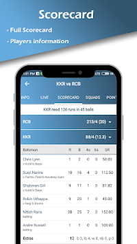 Cricket Live Line APK screenshot 3