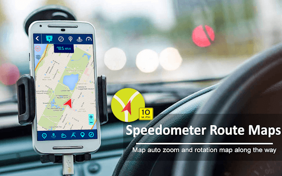 Speed Camera Voice Alert - Gps Map Route Direction APK