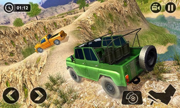 Offroad SUV Drive 2019 APK : Download v1 1 for Android at AndroidCrew