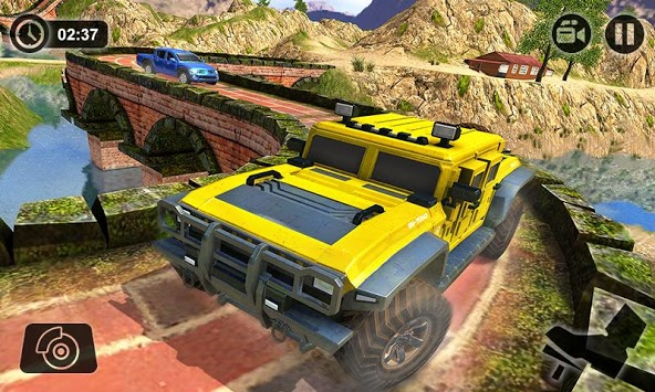 hummer 4x4 offroad game download
