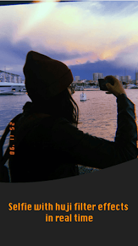 Fuji Cam - Analog filter, Film grain - Retro cam APK screenshot 2