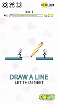 Flipped!-Magic Line APK screenshot 1