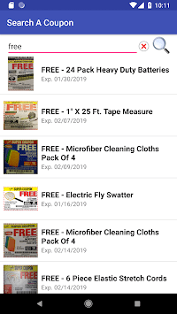Coupons for Harbor Freight Tools APK screenshot 3