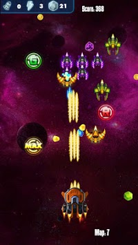 Galaxy Shooter : Space War APK : Download v1 0 for Android at