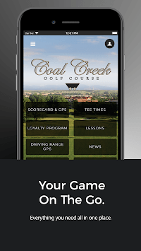 Coal Creek Golf Course - CO APK screenshot 1