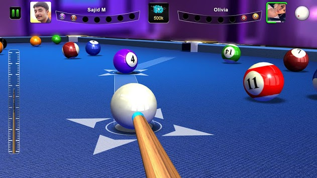 Billiards - Pool Ball City APK screenshot 2