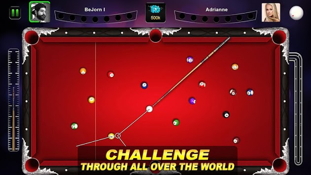Billiards - Pool Ball City APK screenshot 3