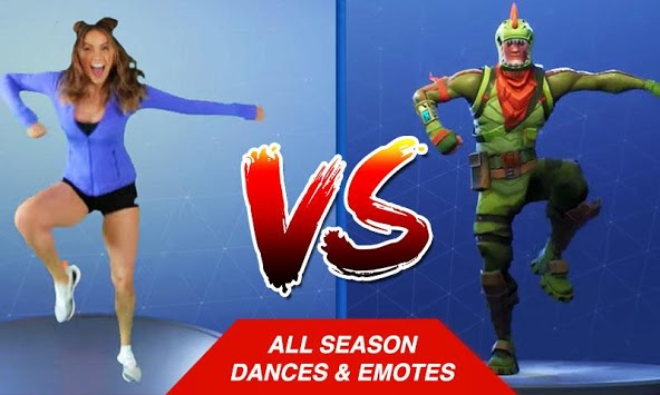 Dance Emotes Battle Challenge - VS Mode APK screenshot 1