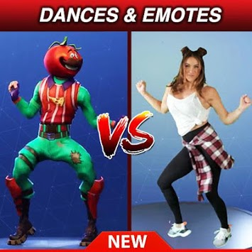Dance Emotes Battle Challenge - VS Mode APK screenshot 2