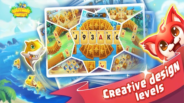 Solitaire Fantasy APK screenshot 2