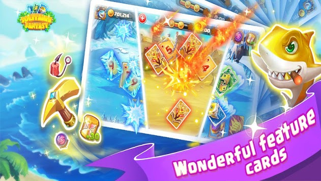 Solitaire Fantasy APK screenshot 3