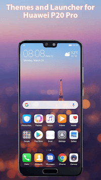 Themes and Launcher for Huawei P20 Pro: Wallpapers APK