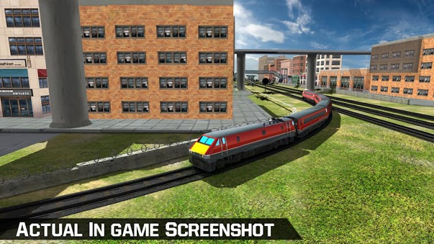 Train Simulator 2019 APK screenshot 2