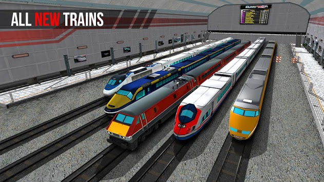 Train Simulator 2019 APK screenshot 3