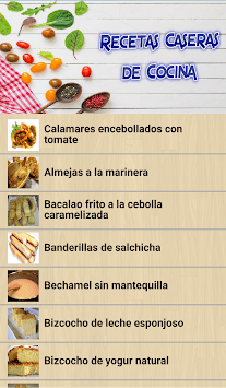Home Cooking Recipes APK screenshot 2