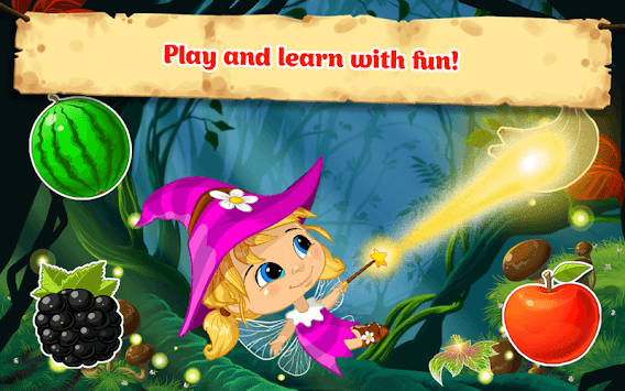 Magic Puzzles ✨: Fairy Games for kids and toddlers APK : Download