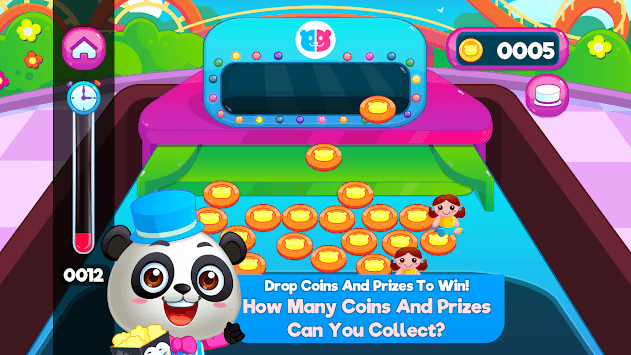 Panda Panda Funfair Party APK screenshot 3