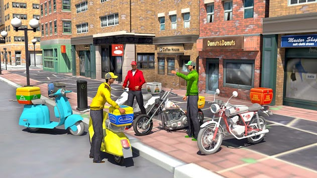 Delivery Rider APK screenshot 1