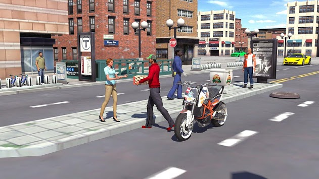Delivery Rider APK screenshot 2